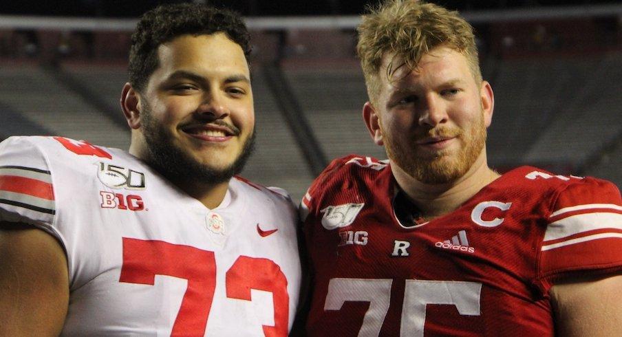 Jonah Jackson and Zach Venesky