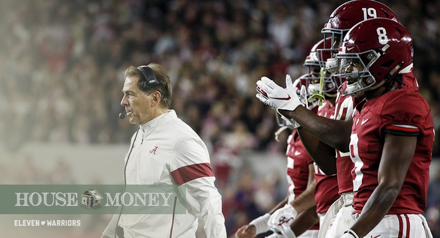 Nick Saban will look to take down Auburn yet again in the Iron Bowl.