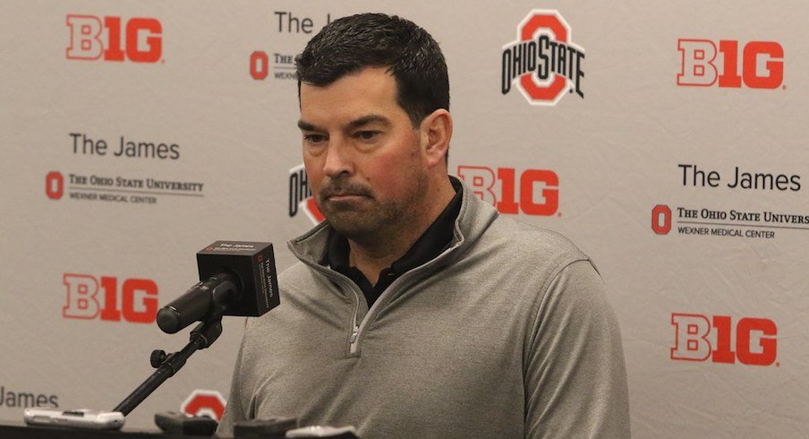 Ryan Day is ready.