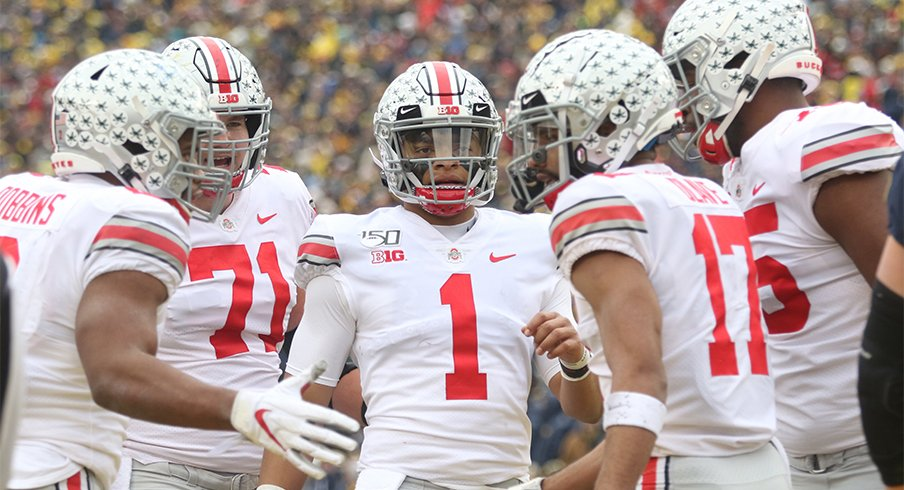 The Buckeyes beat down the Wolverines once again.