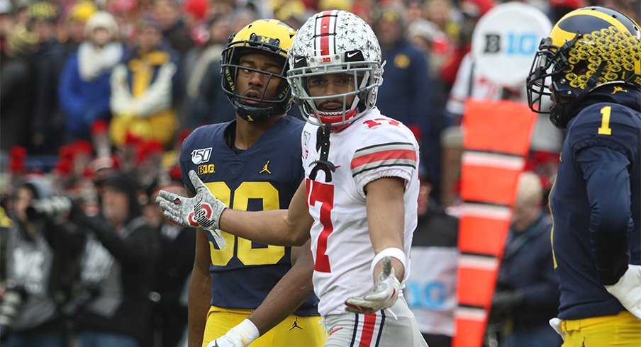Ohio State S Win Over Michigan Was Fox S Top Rated College