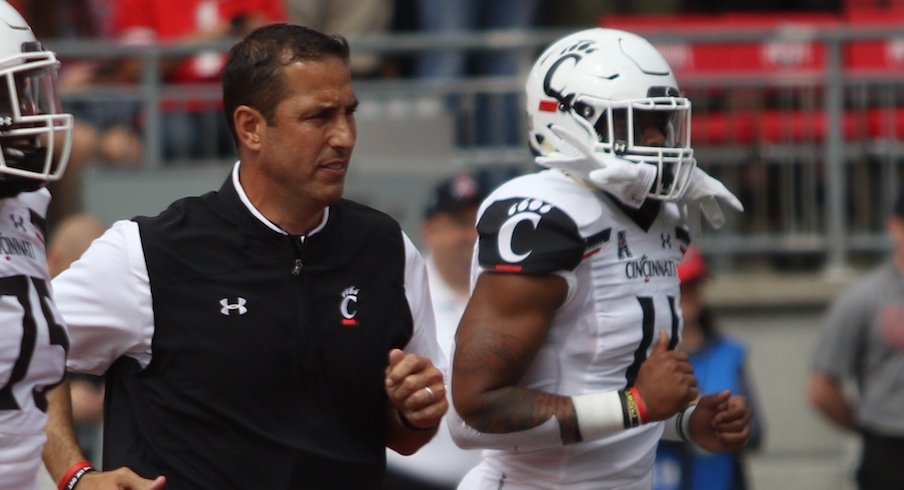 Luke Fickell will play for a conference title.