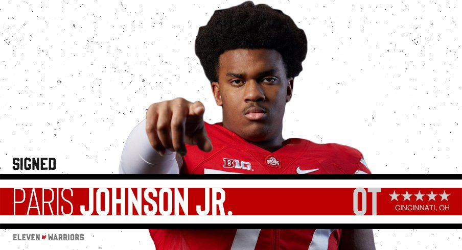 Paris Johnson Jr.