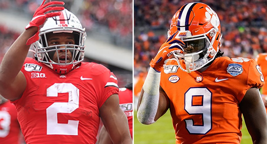 Two of America's top tailbacks will be on display in Glendale.