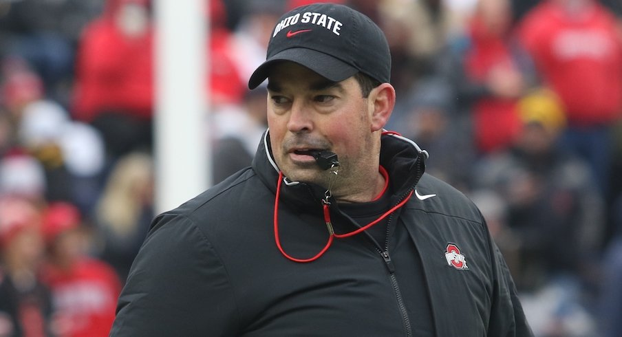 Ryan Day named first year head coach of the year.
