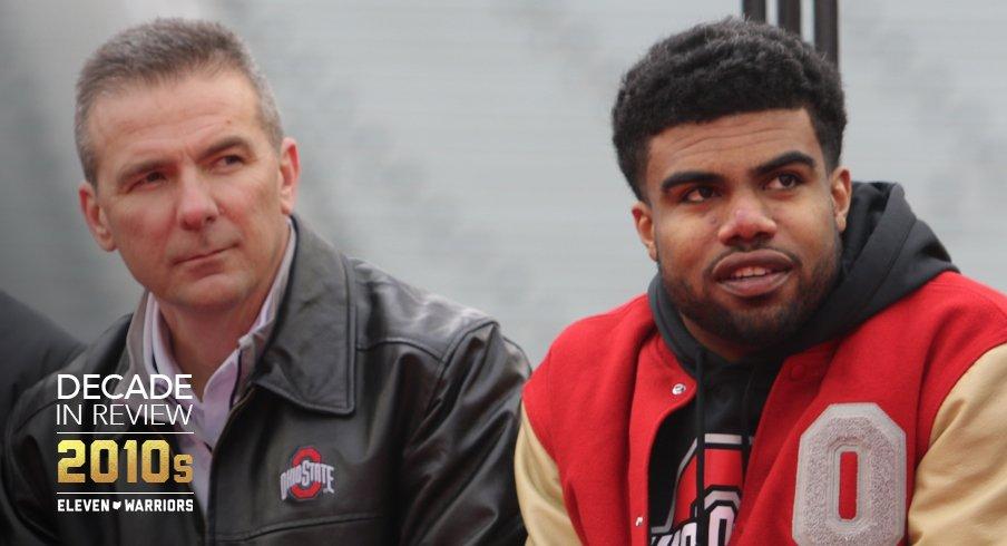2013 signee Ezekiel Elliott was a key cog in Ohio State's national championship run.