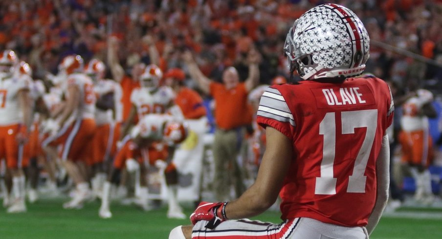 The buckeyes are using the loss as motivation.