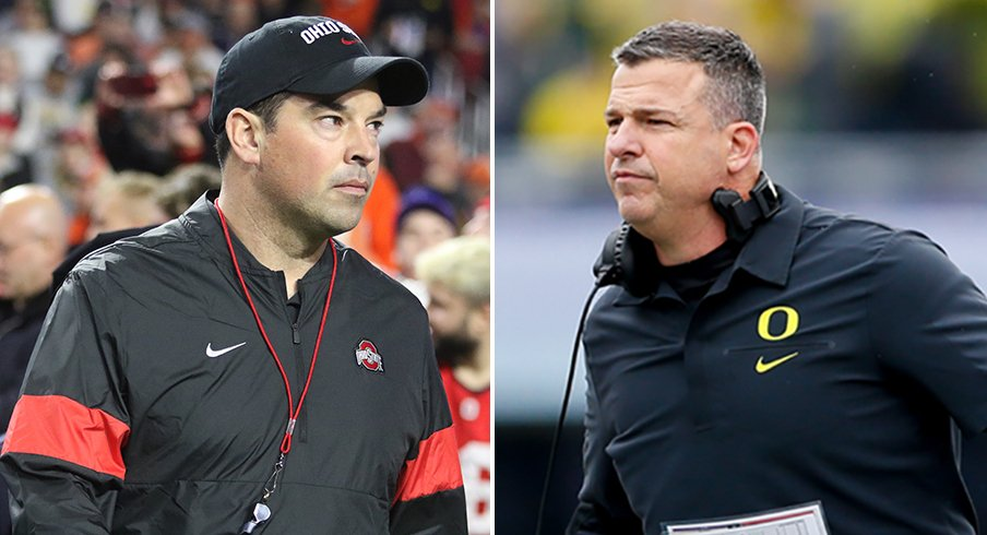 Ryan Day and Mario Cristobal will meet in Eugene this fall.