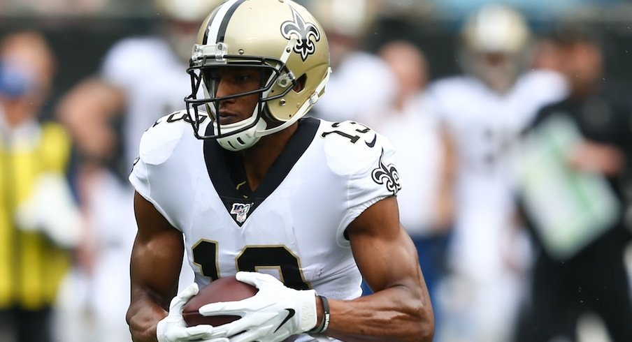 Michael Thomas is the offensive player of the year.