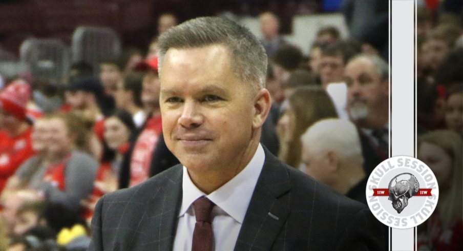 We're trusting chris Holtmann in today's skull session.
