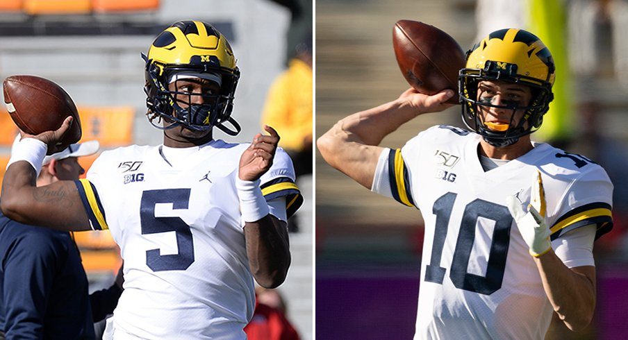 Joe Milton and Dylan McCaffrey will take center stage this spring.