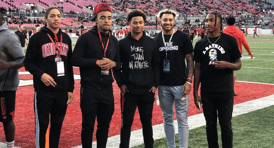 Freshmen receivers