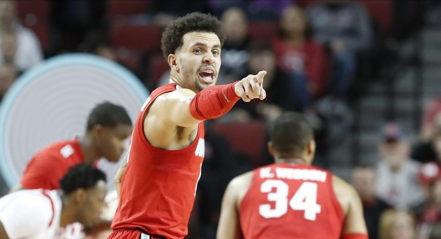Ohio State routs Nebraska defensively