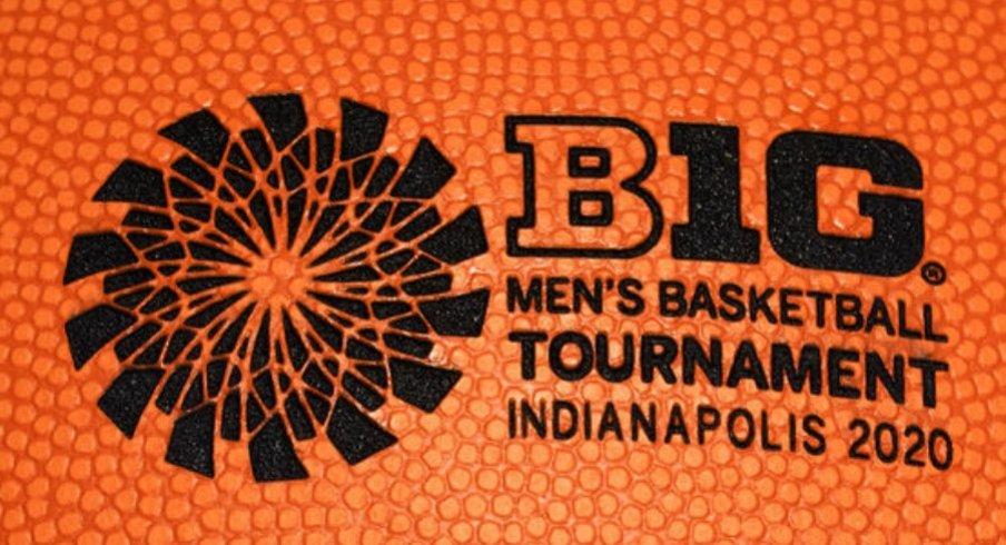 The Big Ten men's basketball tournament begins next Wednesday in Indianapolis.