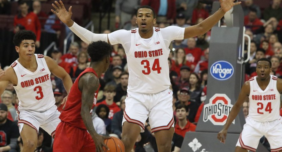 Big man Kaleb Wesson's method of defending the pick-and-roll has made the Buckeyes one of the nation's best defensive teams.