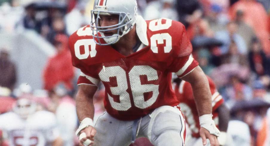 Chris Spielman at Ohio State