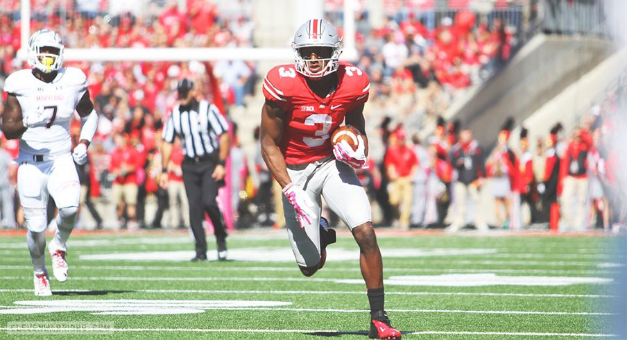 Former Ohio State Wideout Michael Thomas