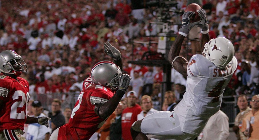 Strange Times Ohio State S 2005 Matchup With Texas Was Marred By Mistakes And Some Vince Young Heroics Eleven Warriors