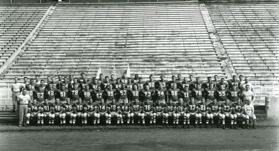 1952 Buckeyes