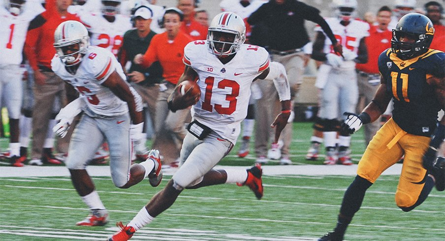 Kenny Guiton was the start of the show against Cal.