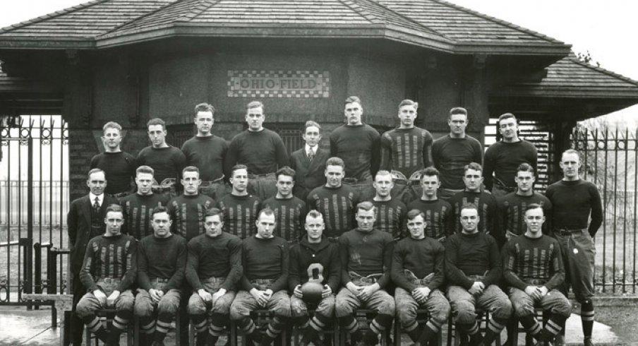 Ohio State's 1916 Football Team