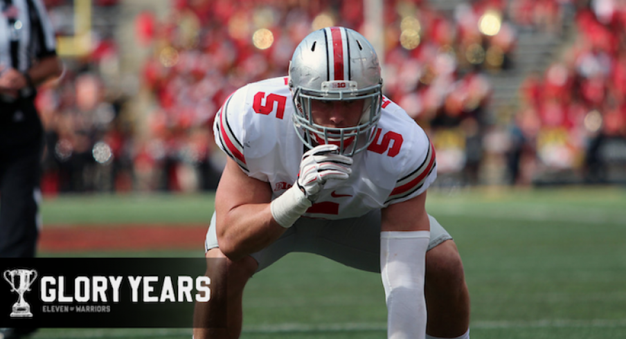 Glory Years: Jeff Heuerman's 2013 season ranks sixth in our list of the 10 greatest seasons by a tight end in program history.