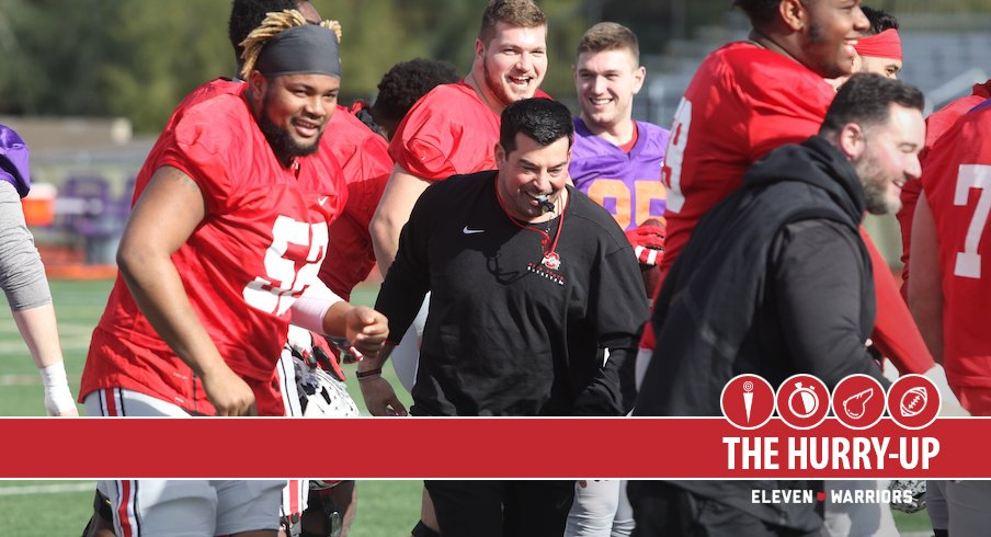 Ryan Day and his players