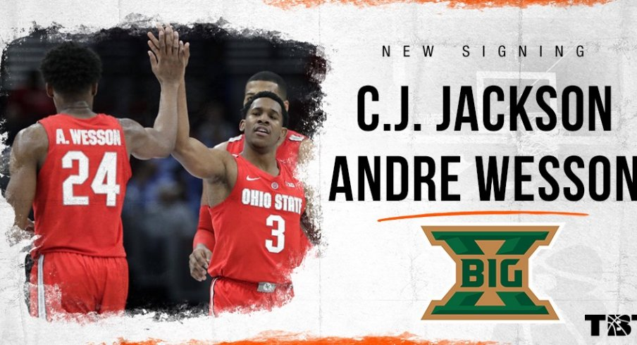 Andre Wesson and CJ Jackson