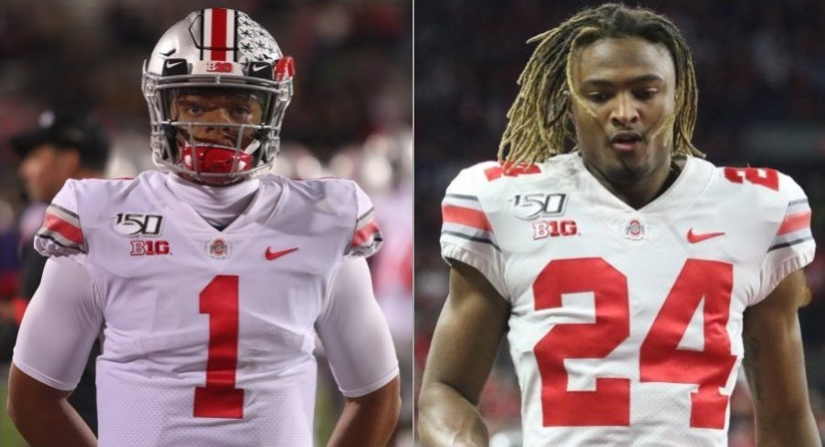 Justin Fields and Shaun Wade are Ohio State's two most-irreplaceable players for the 2020 season.