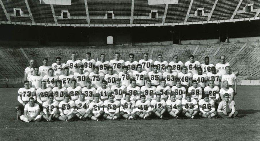 1945 Ohio State team picture