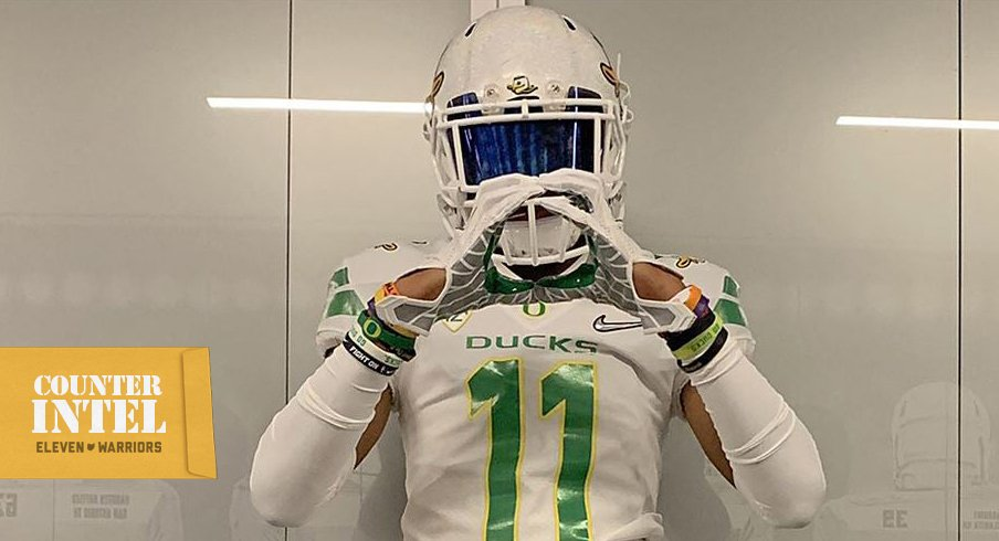 Oregon landed the nation's No. 2 wideout in California's Troy Franklin.