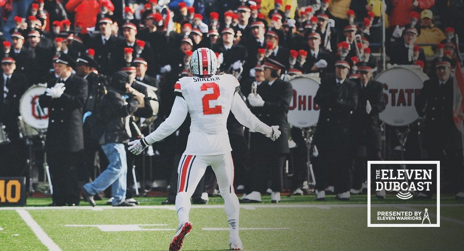 Former Ohio State linebacker Ryan Shazier