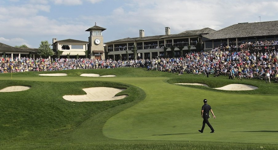 The Memorial Tournament will not have fans.