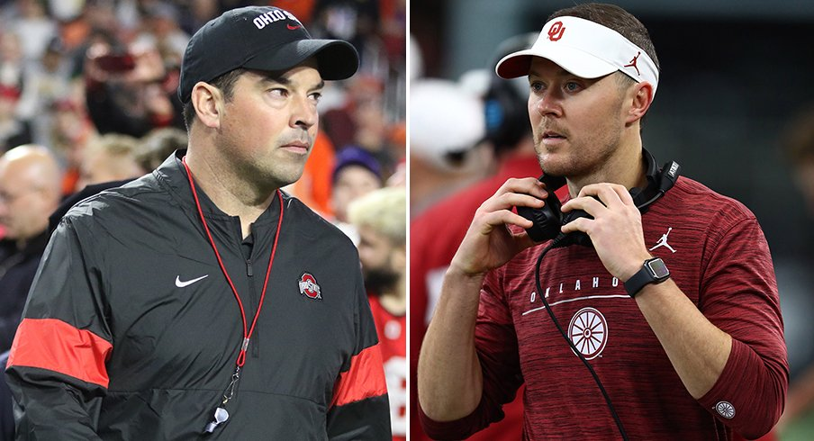 Ryan Day and Lincoln Riley are two of the game's top young minds.