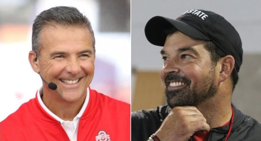 Urban Meyer and Ryan Day have put on quite a show since Meyer's arrival in 2012.