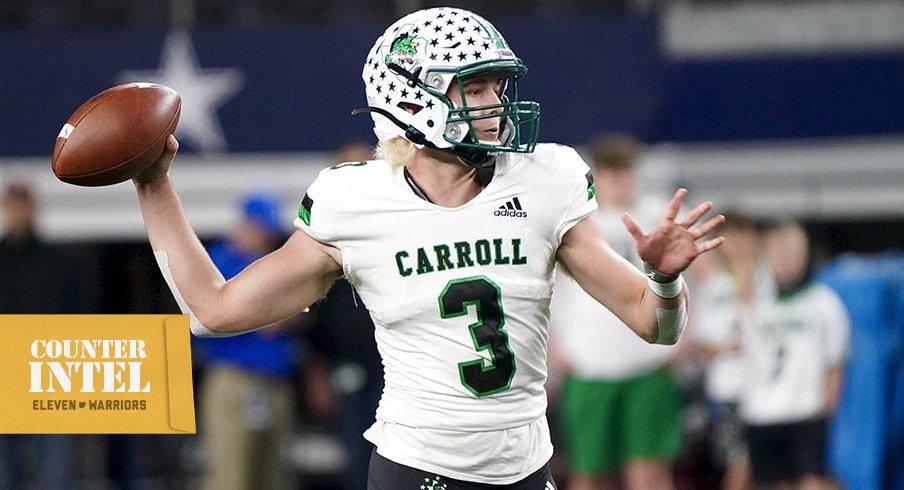 Texas Tom landed a big one in five-star quarterback Quinn Ewers.