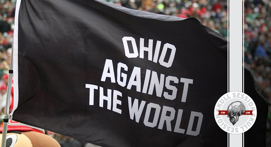 It's Ohio against the world in today's skull session.