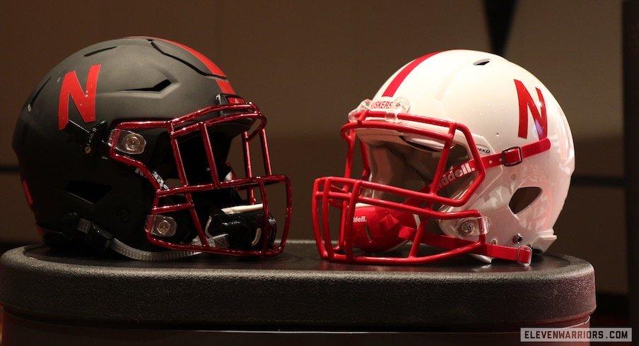 Nebraska helmets
