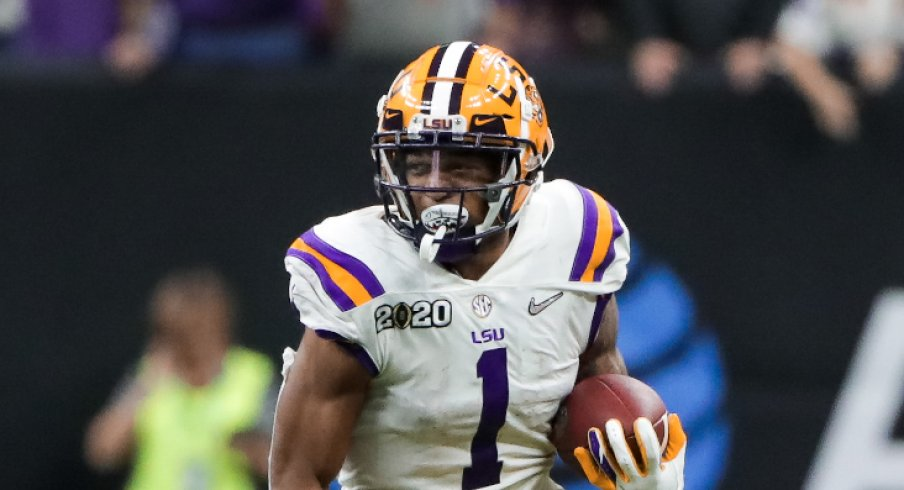 Ja'Marr Chase will opt out of the 2020 season to focus on the draft.