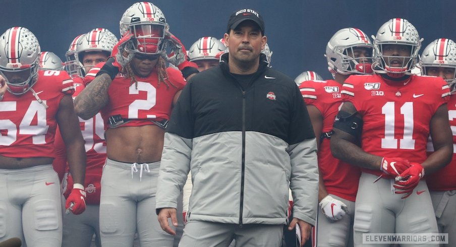 Ryan Day and his team