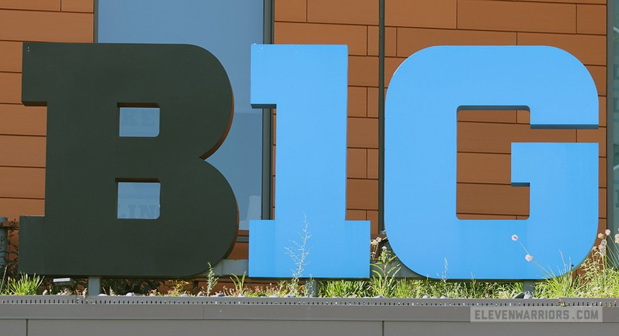 Big Ten headquarters