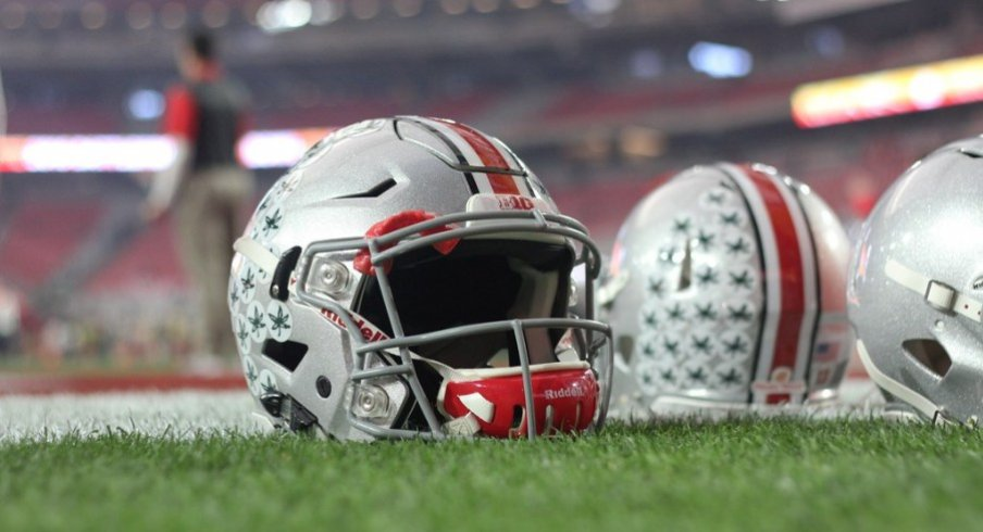 Ohio State slots No. 10 in this week's Coaches Poll.