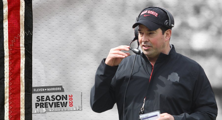 Ryan Day's 2020 squad has its sights set on a national title.