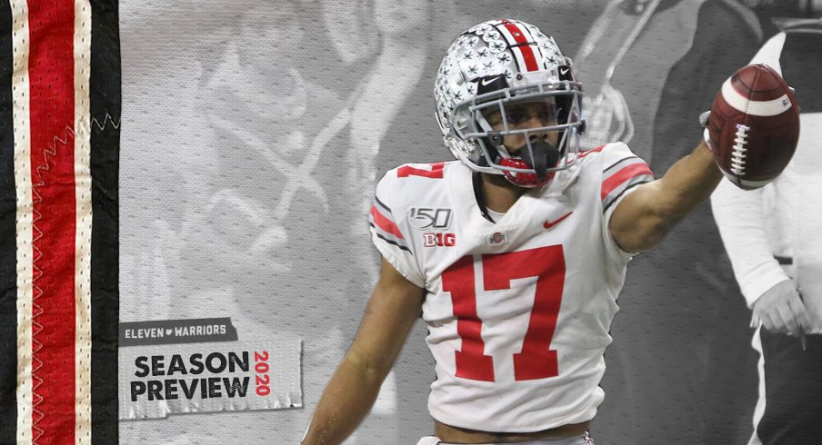 Chris Olave and his Buckeyes are expecting big things this season