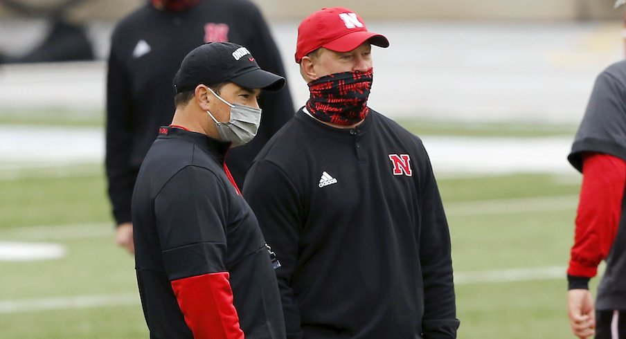 Ryan Day and Scott Frost