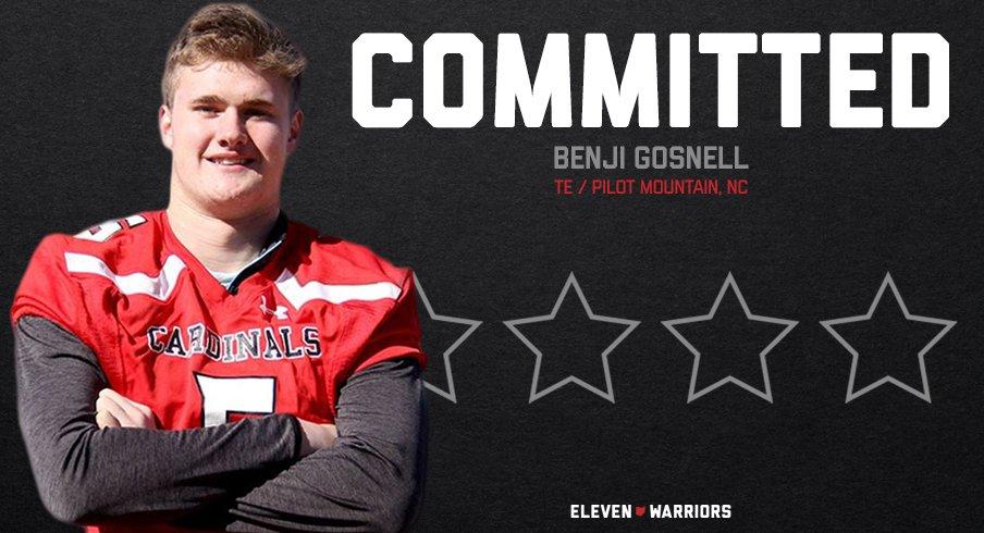 Benji Gosnell.