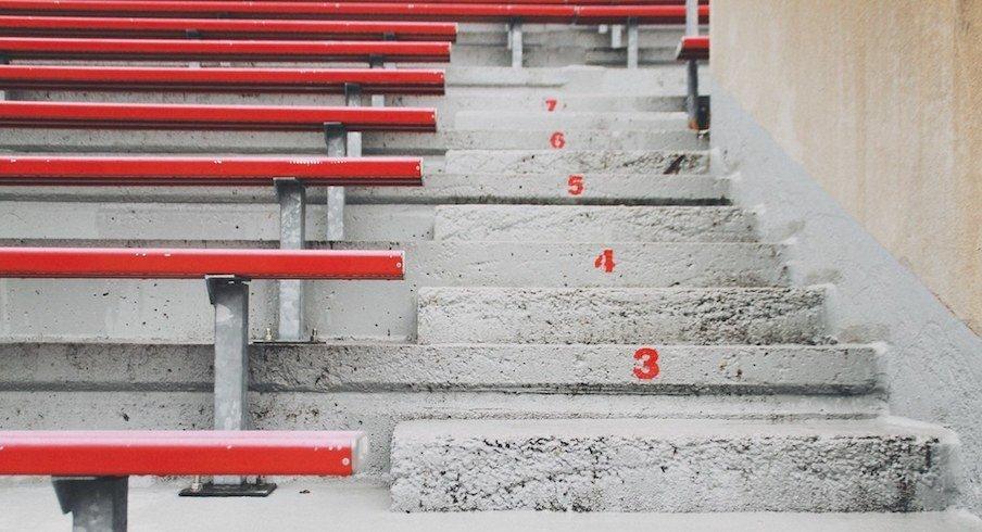 Empty Ohio Stadium