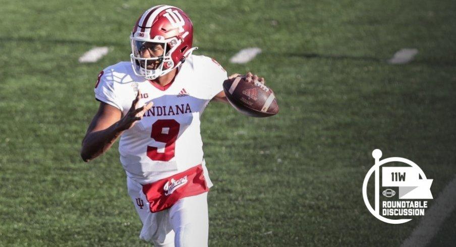 Michael Penix Jr. has to have a huge game for Indiana to have a chance at an upset win over Ohio State.