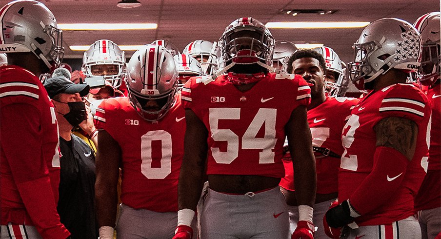 Our midterm grades have arrived for Ohio State's 2020 season.
