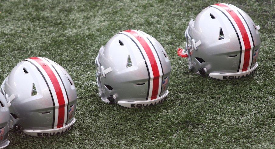 Ohio State helmets